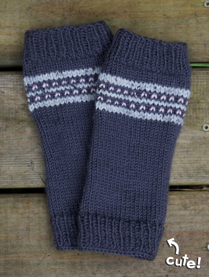 Simple Toddler Leg Warmers Pattern Birdface