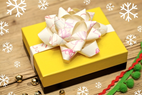 Gift bow–1